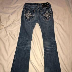 Miss Me Bottoms - Size 12 Authentic Miss Me Jeans